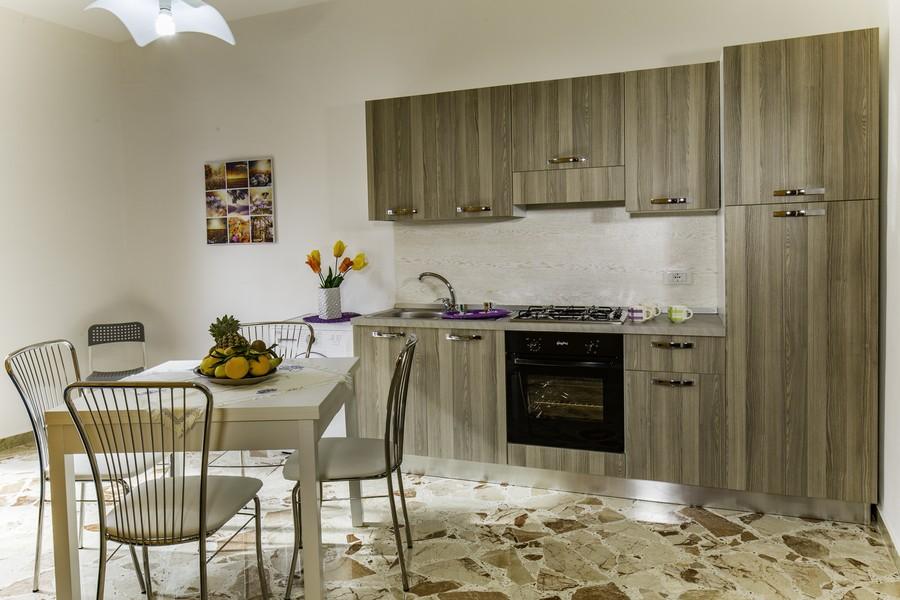 Cucina appartamento nazionale